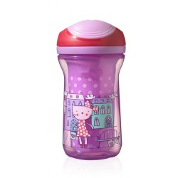Tommee Tippee Explora Active Sipper 12m+ - Pink Dots