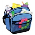 Munchkin Baby-on-the-Go Bag - Blue