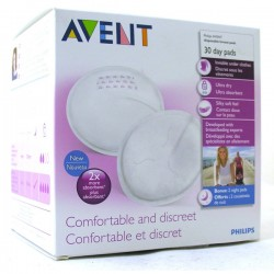 Avent Disposable Day Breast Pads (30 pads)