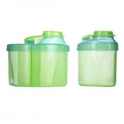Munchkin Powdered Formula Dispenser Combo Pack - Green
