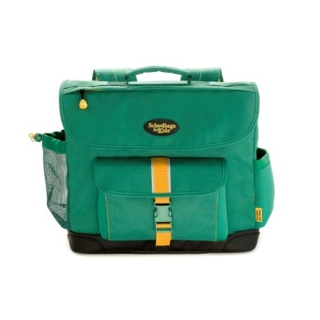 SchoolBag for Kids Signature Collection Large, Green