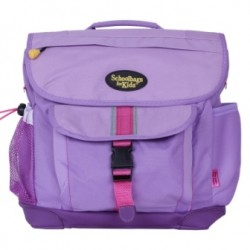 SchoolBag for Kids Signature Collection Medium, Purple