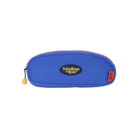 SchoolBag for Kids Signature Pencil Case, Blue