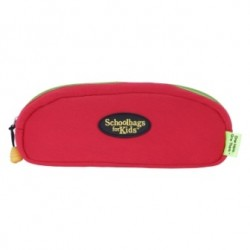 SchoolBag for Kids Signature Pencil Case, Red