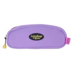 SchoolBag for Kids Signature Pencil Case, Purple