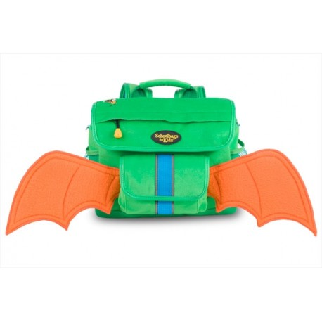 SchoolBag for Kids Fuzzy Flyer Dragonflyer