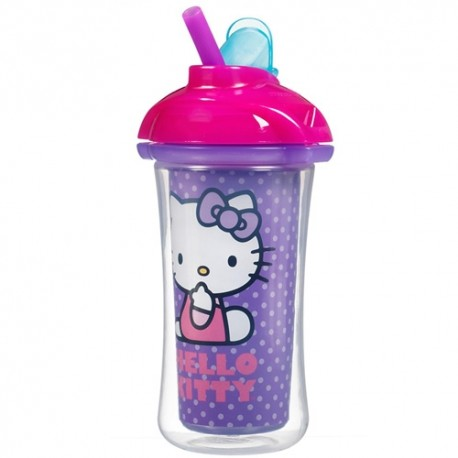 Munchkin Hello Kitty® Click Lock™ Insulated Straw Cup