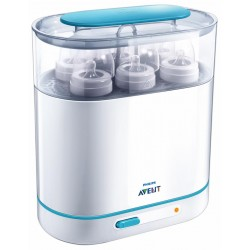 AVENT 3-in-1 Electric Steam Sterilizer (220 volts)