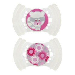 MAM Soft Soother With Teether Edges 6 months+,  2 Pack