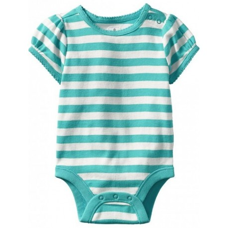 Old Navy Striped Bodysuits for Baby Girl