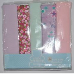 Receiving Blanket, 5-Pack