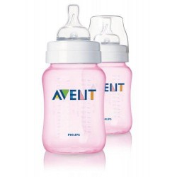 Philips AVENT 9 Oz Special Limited Edition Pink (2 Pack)