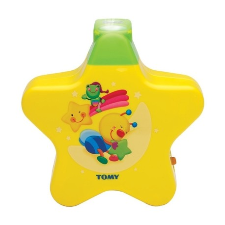 Tomy Starlight Dreamshow Nursery Light Projector, Yellow