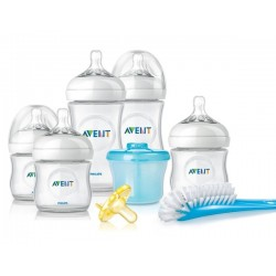 AVENT Natural Newborn Starter Gift Set