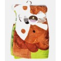 Coral Fleece Baby Blanket