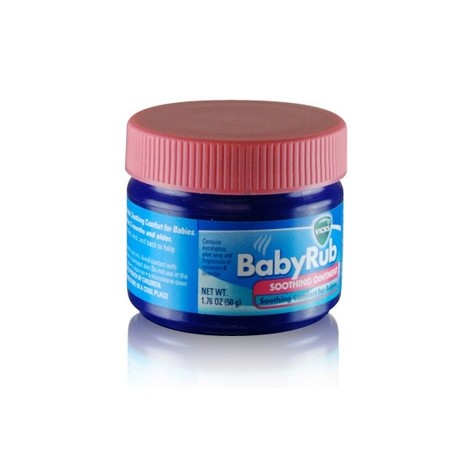 Vickys BabyRub Soothing Ointment, 50 grams