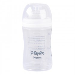 Playtex Premium Nurser with Drop-Ins Liners 1 Bottle 4 oz, White