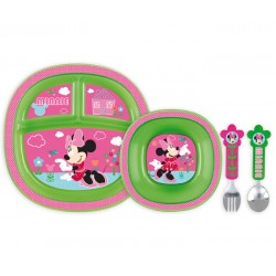 Munchkin Disney Dining Set, Minnie Mouse