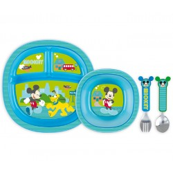 Munchkin Disney Dining Set, Mickey Mouse