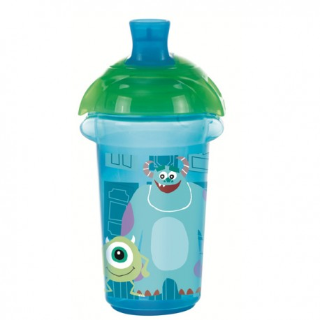 Munchkin Disney Monsters Click Lock Spill Proof Cup 9oz Monsters Inc
