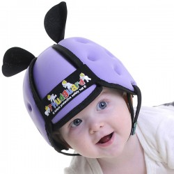 Thudguard Infant Safety Hat, Lilac