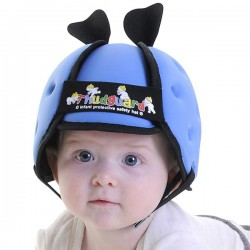 Thudguard Infant Safety Hat, Blue