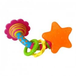 Munchkin Fun Ice Twisty Star Teether