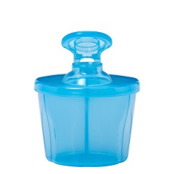 Dr Brown Milk Powder Dispenser, Blue