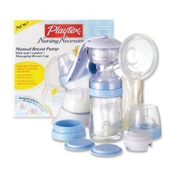 Playtex Manual Breast Pump Starter Kit