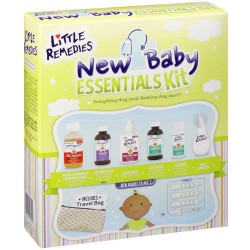 Little Remedies New Baby Essentials Kit, 11 pc Set