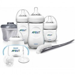 Philips AVENT Natural Gift Set, Exclusive