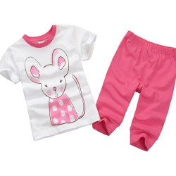 Minizone Shirt & Shorts Set