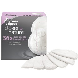 Tommee Tippee Closer to Nature Disposable Breast Pads (36 Pads)
