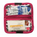 Safety 1st Compact First Aid Kit, Raspberry