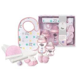 Tommee Tippee Closer To Nature Medium Gift Set, Girl