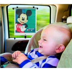 Tomy Minnie Mouse Adjust & Lock Car SunShade