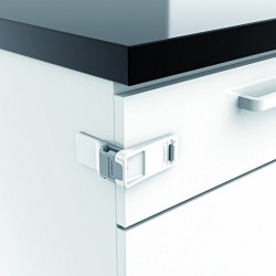 Lindam Xtra Guard Dual Angle Latch