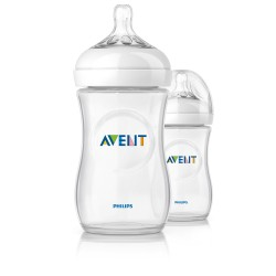 AVENT Natural 9 oz Cloudy (2 Bottle Pack)