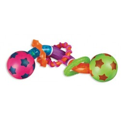 Munchkin Twisty Barbell Teether