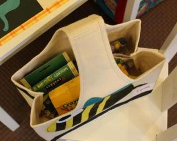 3 sprouts storage caddy