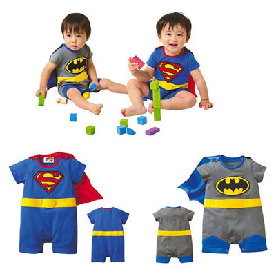 superman batman outfit