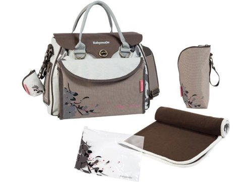 Babymoov Maternity Baby Bag Style brown