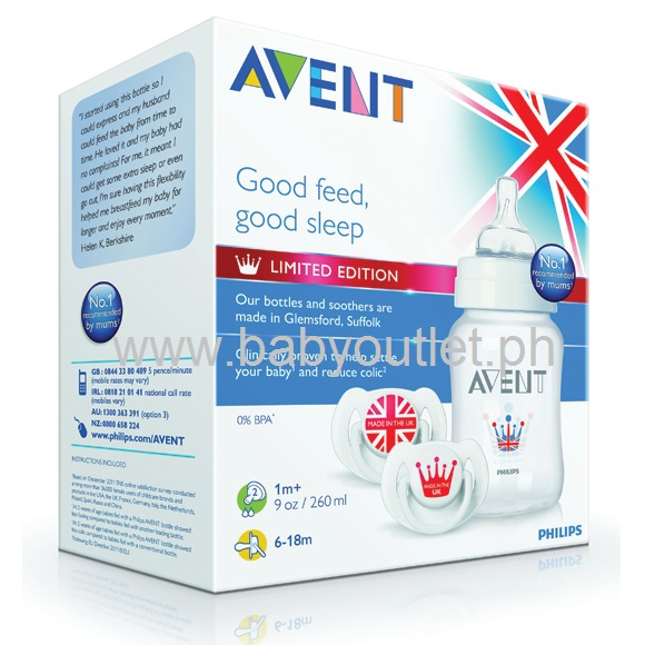 avent royal bottle set baby outlet