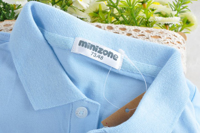 minizone romper with collar